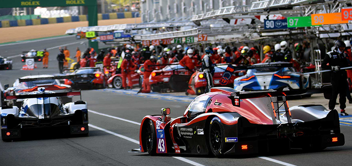 Road to Le Mans Race Report