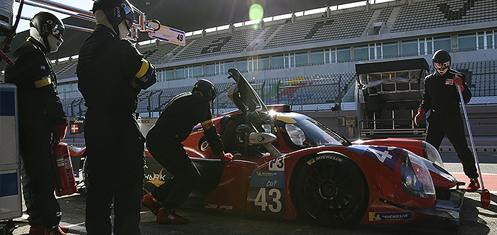 KEO Racing suffers premature end in race after great performance in Portimao