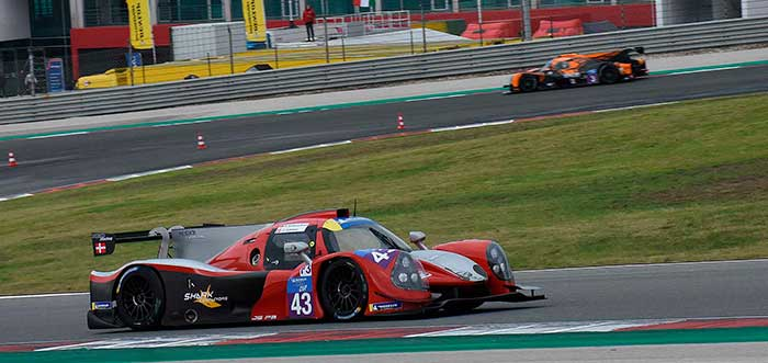 Portimao Round the last challenge for KEO Racing before our move to LMP2 class.